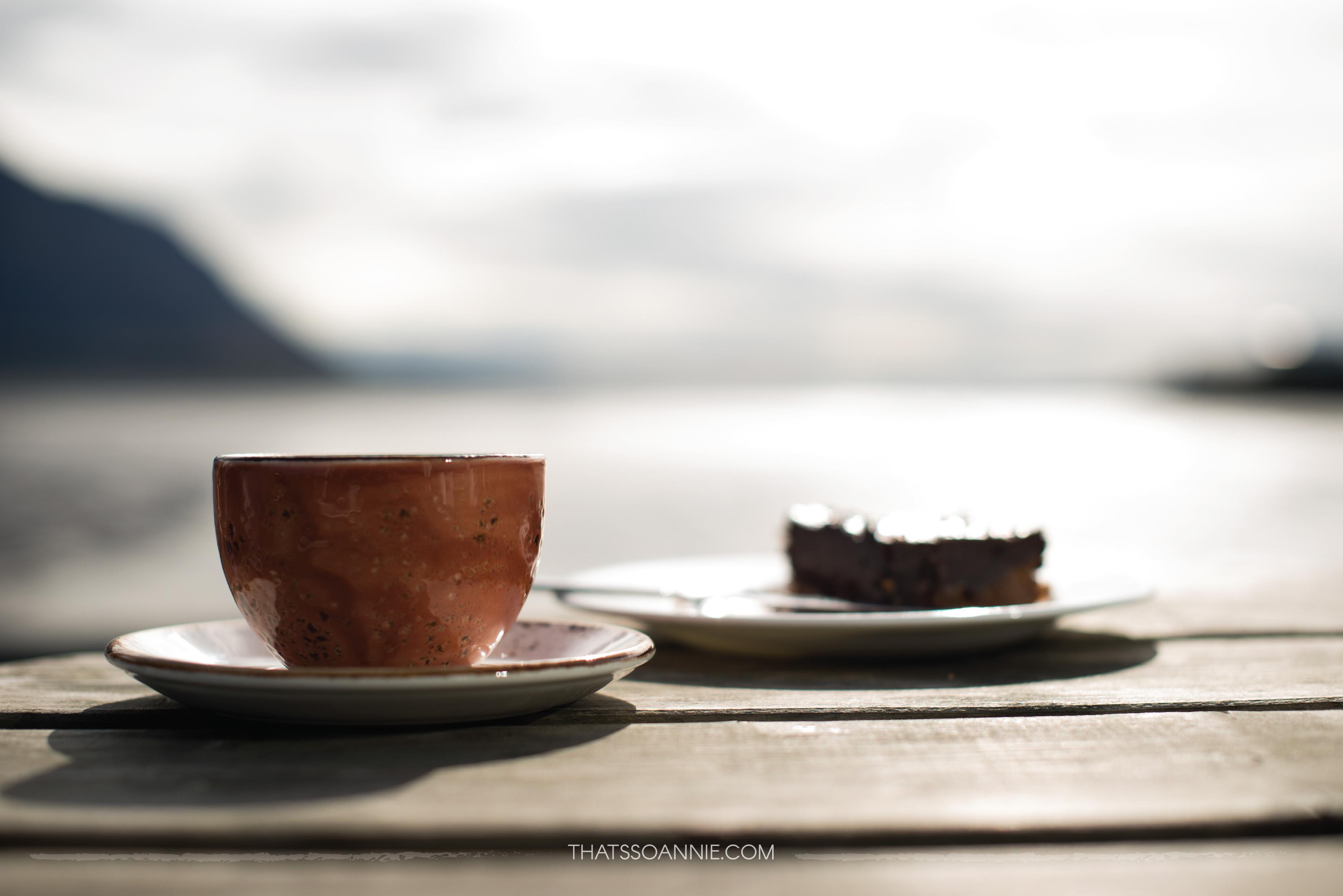 Coffee & Pie @ Geirabakari Kaffihus | Exploring the Snæfellsnes Peninsula, Iceland | www.thatssoannie.com