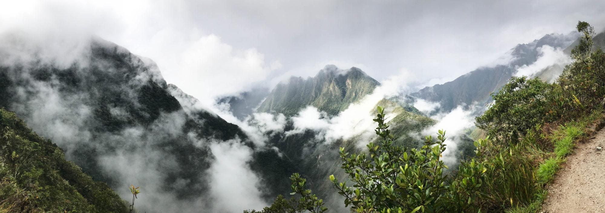 Hiking the Inca Trail to Machu Picchu | www.thatssoannie.com